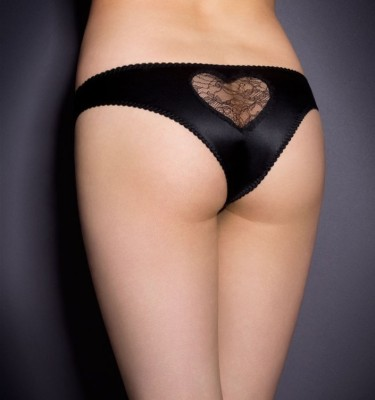 AMOUR BRIEF BLACK